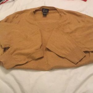 Joseph A Bank Sweater Size L